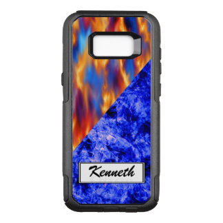 Glaciem et Ignis by Kenneth Yoncich OtterBox Commuter Samsung Galaxy S8+ Case