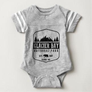 Glacier Bay National Park Baby Bodysuit