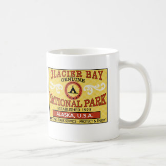 Glacier Bay National Park Coffee Mug