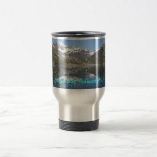 Glacier Bay National Park Travel Mug
