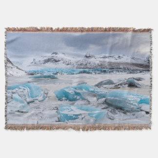 Glacier Ice landscape, Iceland