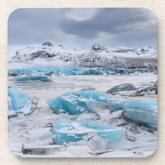 Glacier Ice landscape, Iceland Coaster