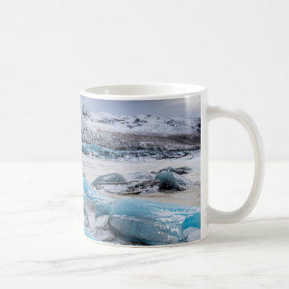 Glacier Ice landscape, Iceland Coffee Mug