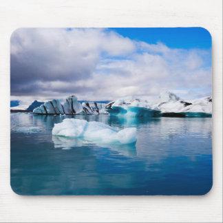 Glacier Lagoon Mouse Pad