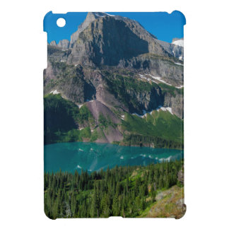 Glacier lake in a mountain, Montana Cover For The iPad Mini