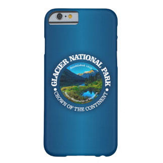Glacier National Park Barely There iPhone 6 Case