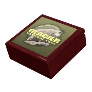 Glacier National Park (Mountain Goat) WT Gift Box