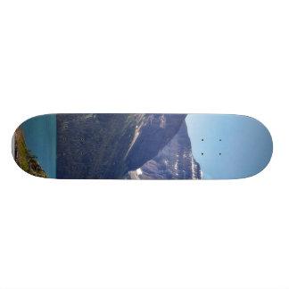 Glacier National Park Skate Deck