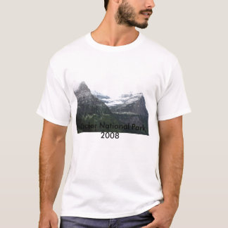 Glacier NP 135, Glacier National Park, 2008 T-Shirt