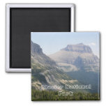 Glacier Park Magnet