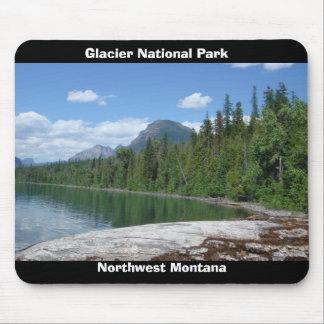 Glacier Park Montana Mouse Pad