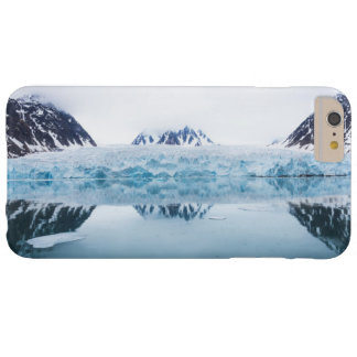 Glacier reflections, Norway Barely There iPhone 6 Plus Case