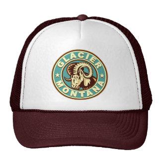 Glacier Vintage Circle Cap