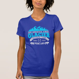Glacier Vintage Mint T-Shirt