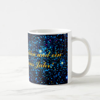 Glad Christmas and a happy new year Coffee Mug