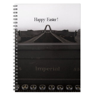 Glad Easter/Happy Easter Notebook