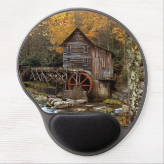 Glade Creek Grist Mill Gel Mouse Pad