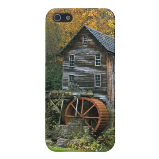 Glade Creek Grist Mill iPhone 5/5S Case