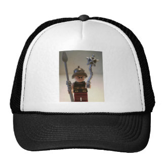 Gladiator 'Cracalla the Gladiator' Custom Minifig Trucker Hats