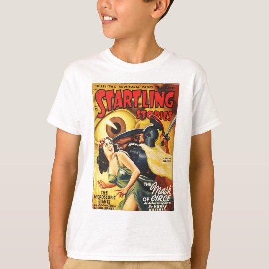 Gladiator Fights an Eyeball T-Shirt
