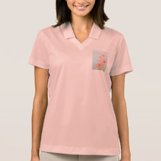 Gladiolus Polo Shirt