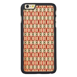 GLAGOLITIC DREAMS: SHTA CARVED® MAPLE iPhone 6 PLUS CASE
