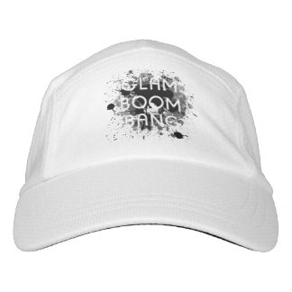 Glam Boom Bang Dark Paint Splat Hat