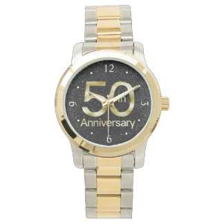Glam Gold 50th Anniversary Watch