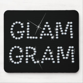 Glam Gram Mouse Pads