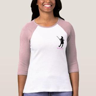 Glam Gun Girl - Western T-Shirt