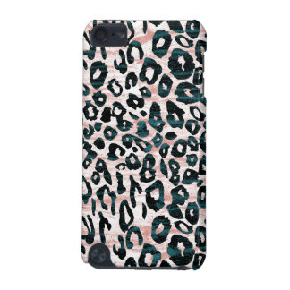 Glam Leopard Print iPod Touch 5G Cases