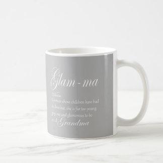 GLAM MA grandma definition Coffee Mug