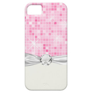 glam sparkle faux bling iPhone 5 cases