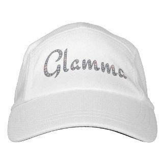 Glamma bling hat