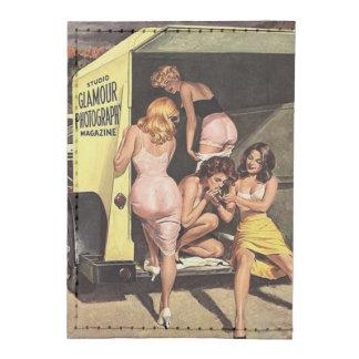 Glamor Girls Tyvek® Card Case Wallet