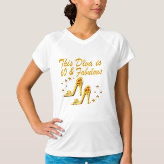 GLAMOROUS GOLD 60TH BIRTHDAY T-Shirt