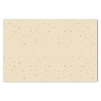 Glamorous Gold Stars Tissue Paper