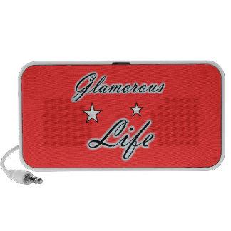 Glamorous Life Stars Doodle Speaker