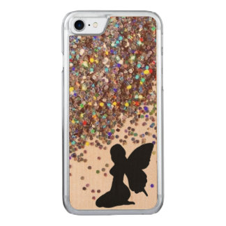 Glamour Carved iPhone 8/7 Case
