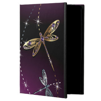 Glamour Diamond Butterfly iPad Air case