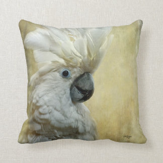 Glamour Girl Pillow by Lois Bryan