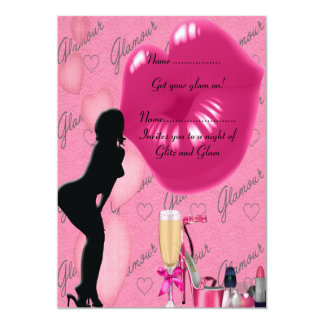 Glamour - Invitation