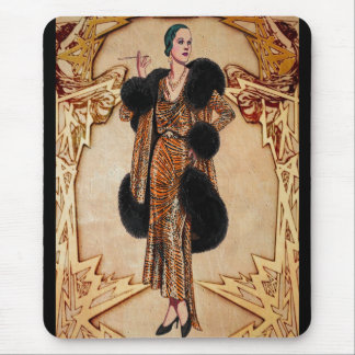Glamour Mouse Pad
