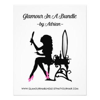 GlamourInABundle Flyer