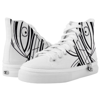 Glance Printed Shoes
