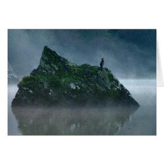Glanmore Lake Beara Ireland Card