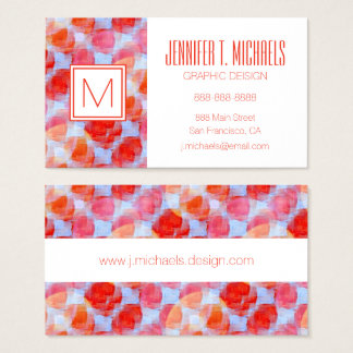 Glare from design texture background business card