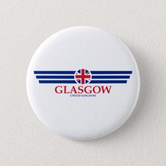 Glasgow 6 Cm Round Badge