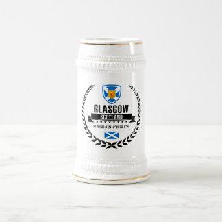 Glasgow Beer Stein