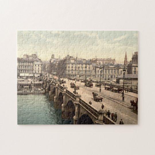 Glasgow Bridge, Glasgow, Scotland Jigsaw Puzzle